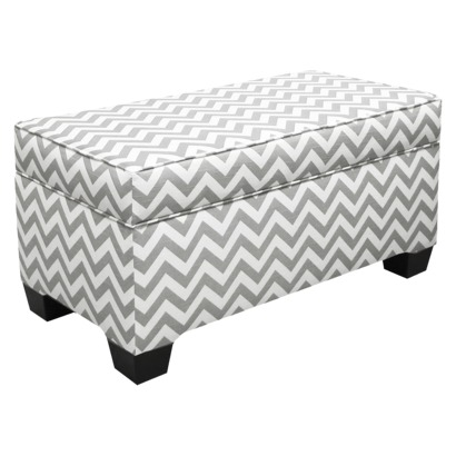 West Elm Essex Printed And Upholstered Benches Decor