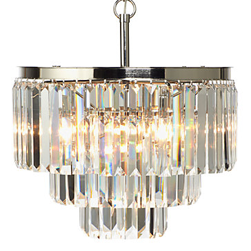 Decor Look Alikes | Z Gallerie Luxe Crystal Chandelier