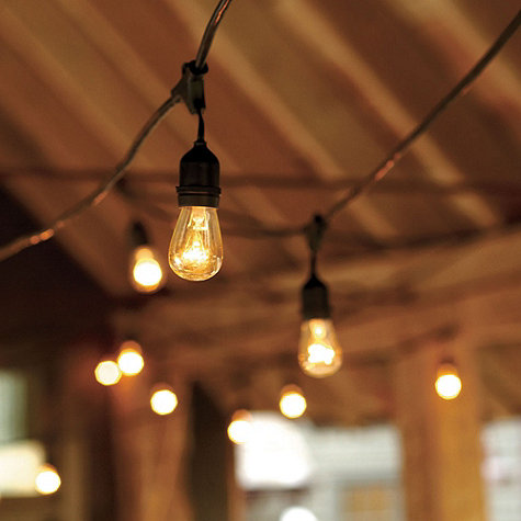 Decor Look Alikes | Ballard Designs Vintage String Lights