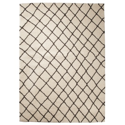 Decor Look Alikes | Target Threshold Criss Cross Fleece Rug