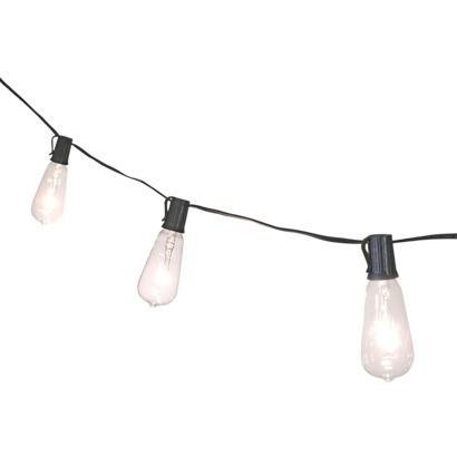 Decor Look Alikes | Target String Lights Filament Bulb