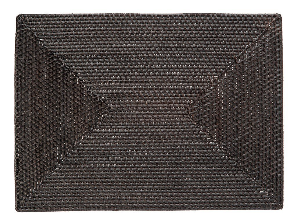 Decor Look Alikes | Amazon Kouboo Rectangular Rattan Placemat
