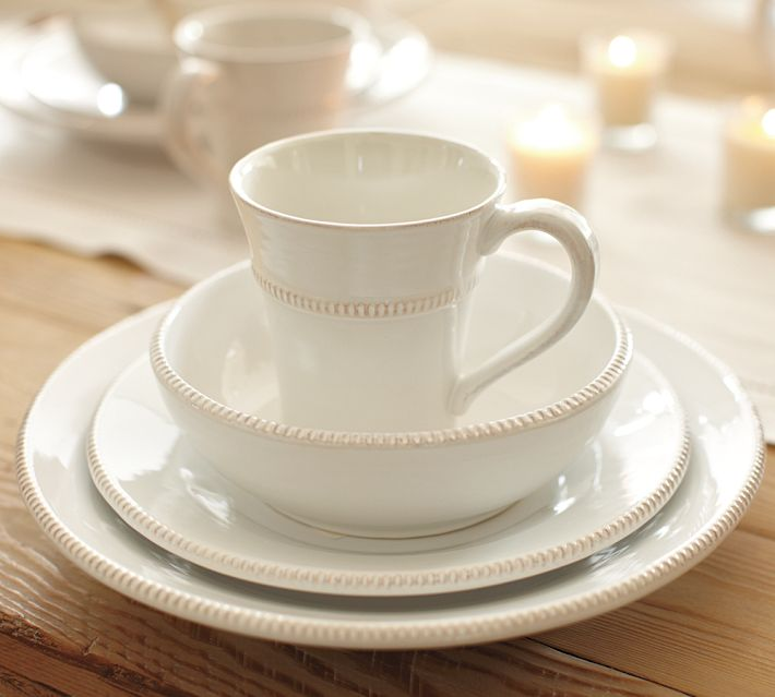 Decor Look Alikes | Pottery Barn Gabriella Dinnerware