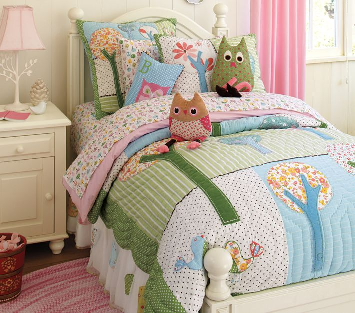 Decor Look Alikes | Pottery Barn Kids Brooke Bedding