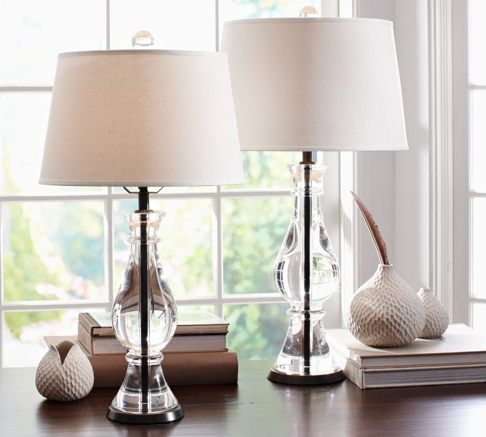Pottery Barn Marston Lamp