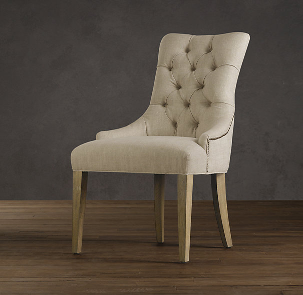 Decor Look Alikes | Restoration Hardware Martine Upholstered Armchair