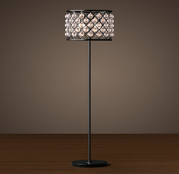 Restoration Hardware Spencer Lamp Collection Decor Look