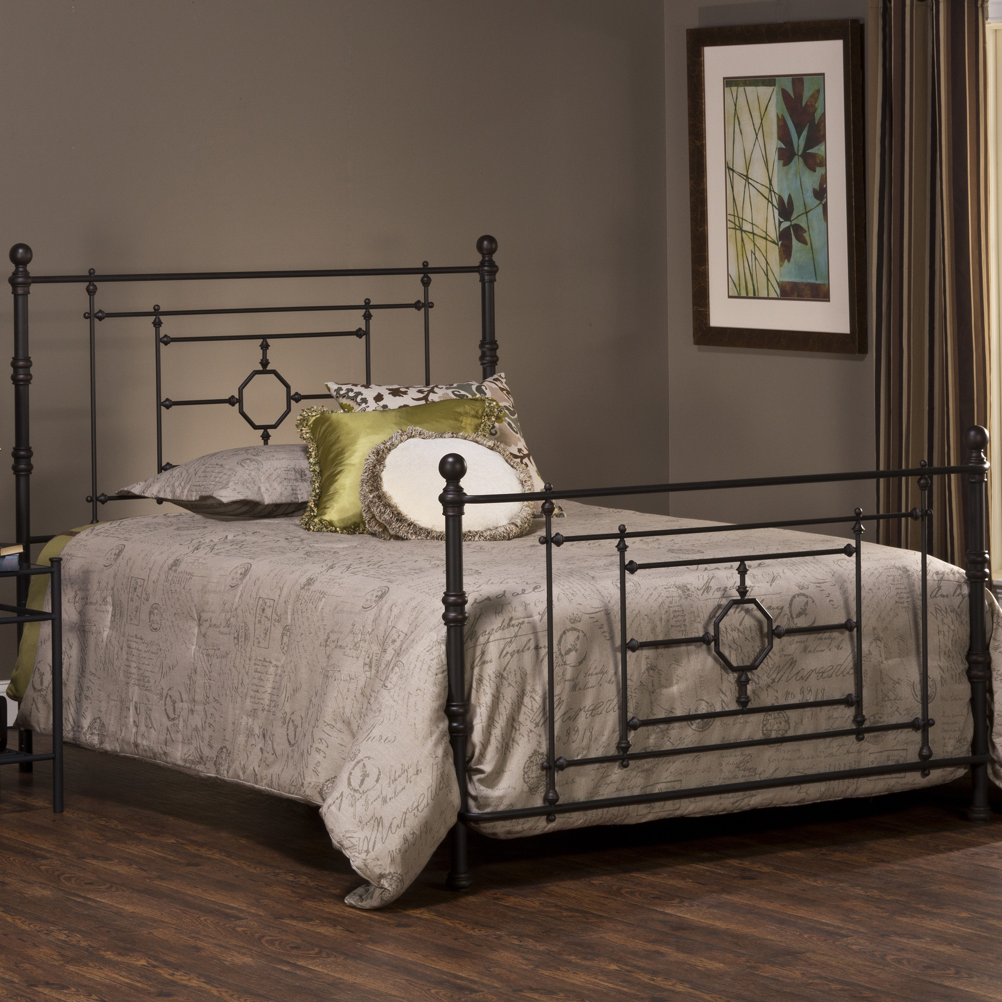 decor look alikes wayfair camden metal bed