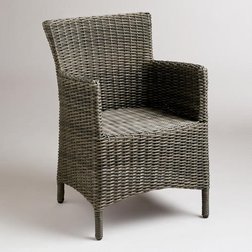 Decor Look Alikes - World Market Solana Wicker Chair