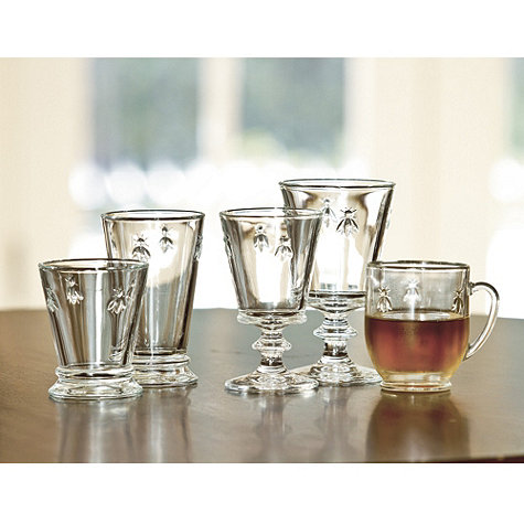 Decor Look Alikes | Ballard Designs Bee Glassware Collection