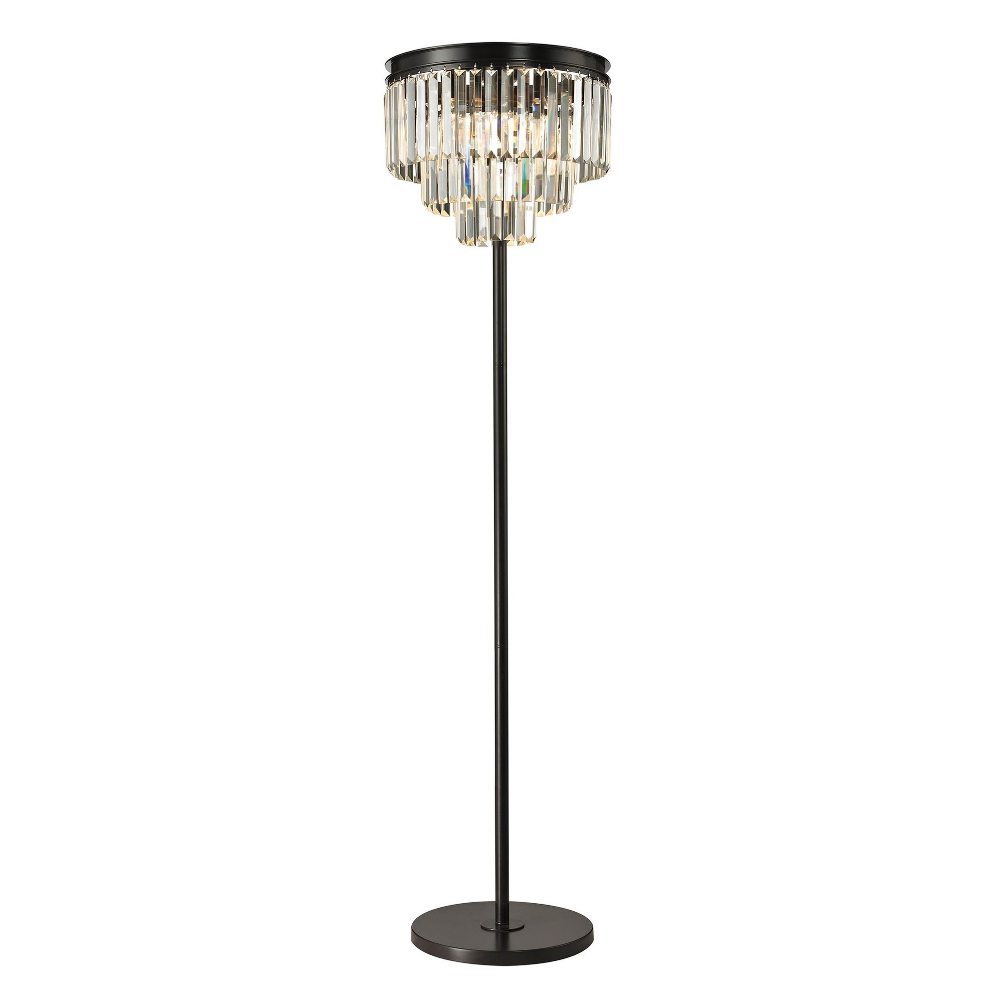 restoration hardware 1920s odeon glass fringe floor lamp With restoration hardware floor lamp glass