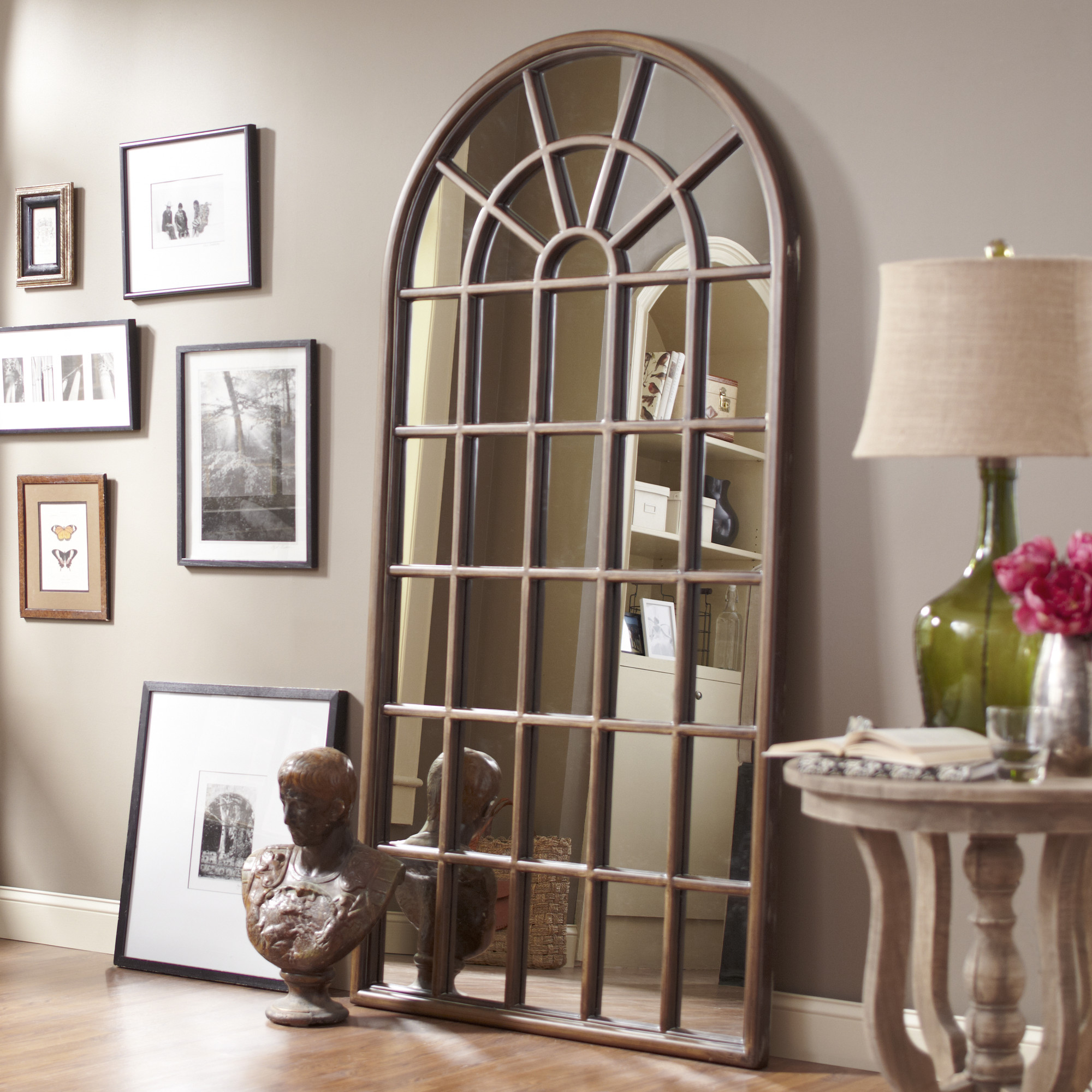 Restoration Hardware Palladian Mirror Decor Look Alikes