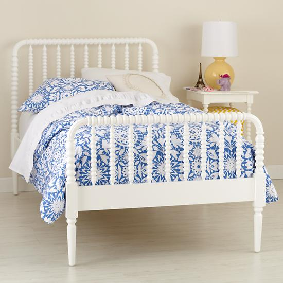 Land Of Nod Jenny Lind Twin Bed Decor Look Alikes
