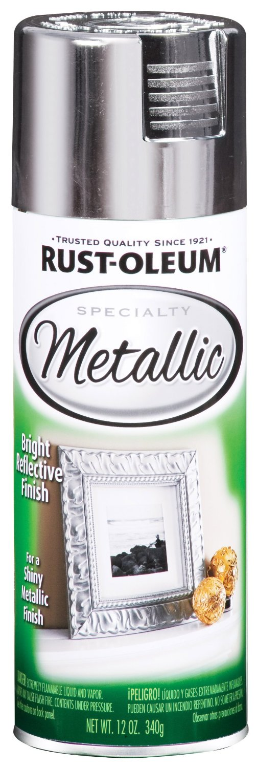 Decor Look Alikes | Rust-Oleum Metallic Spray Paint