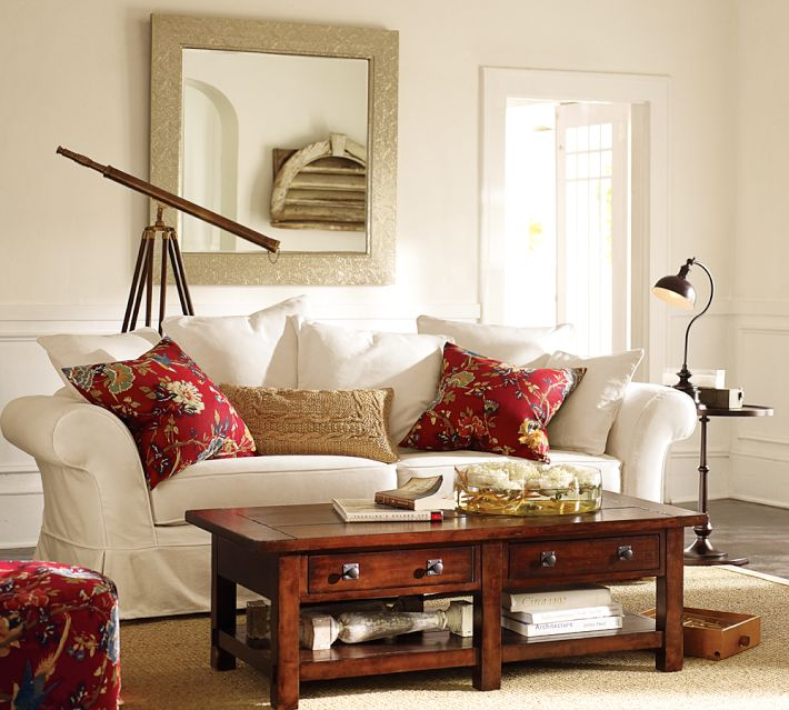Beau Decor Look Alikes | Pottery Barn Charleston Slipcovered Sofa ...