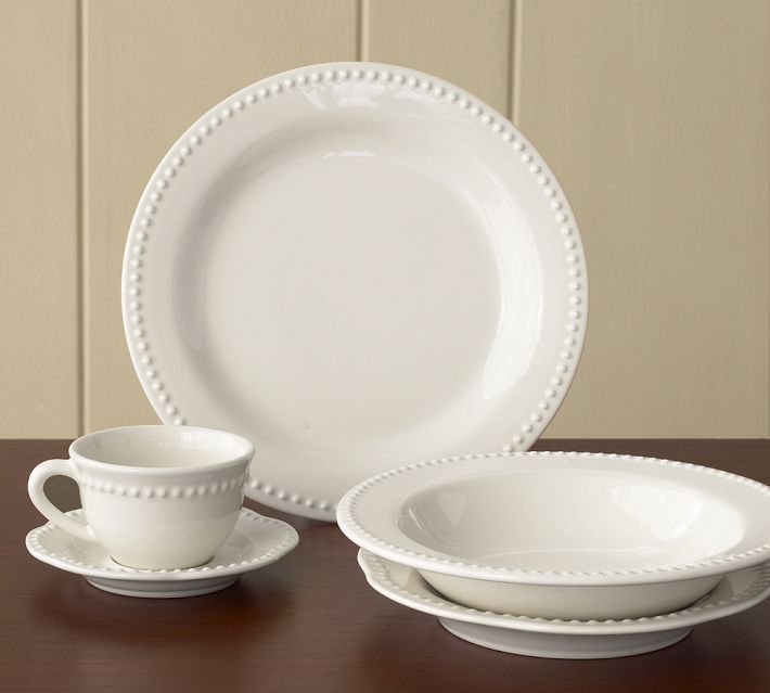 Decor Look Alikes | Pottery Barn Emma Dinnerware