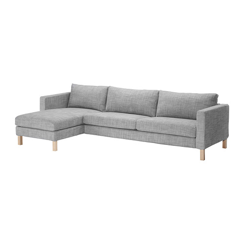 Decor Look Alikes | IKEA Karlstad Sofa and Chaise
