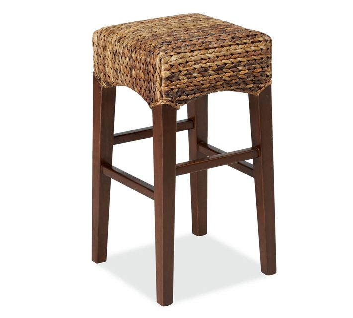 Pottery Barn Seagrass Barstools Decor Look Alikes