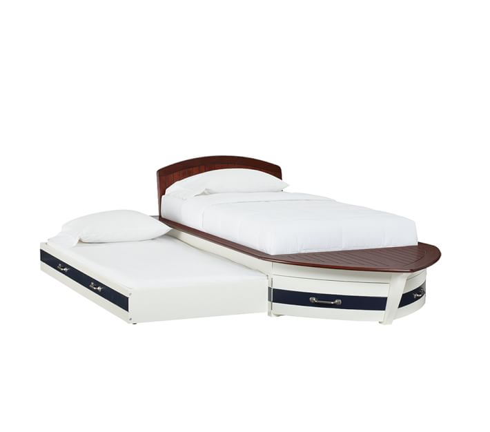 Pottery Barn Kids Speedboat II Bed and Trundle | Decor Look Alikes