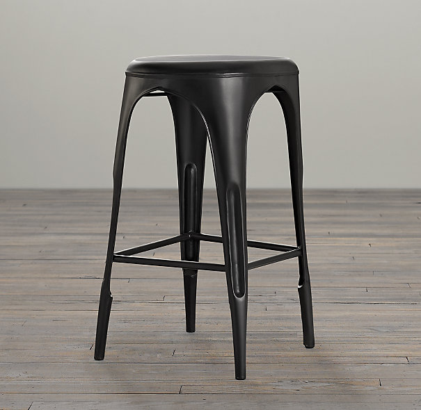 Decor Look Alikes| Remy Backless Stool