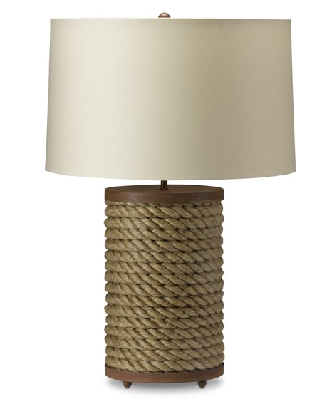 Decor Look Alikes | Rope Table Lamp