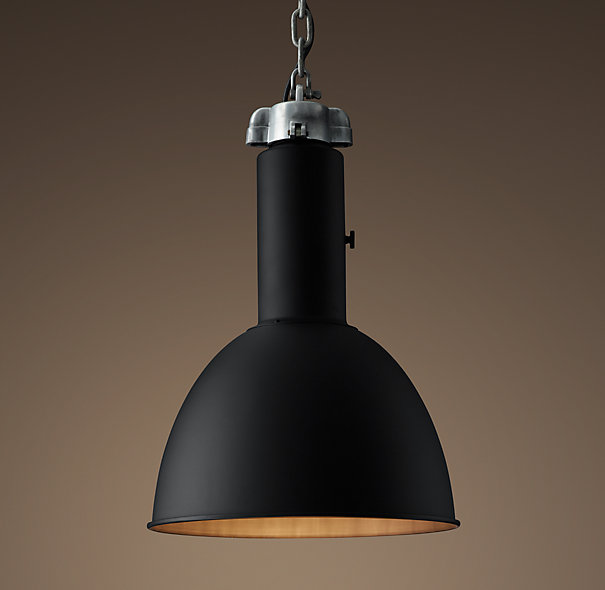 the restoration hardware pendants that inspire ikea