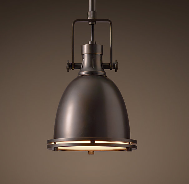 Decor Look Alikes| Restoration Hardware Benson Pendant