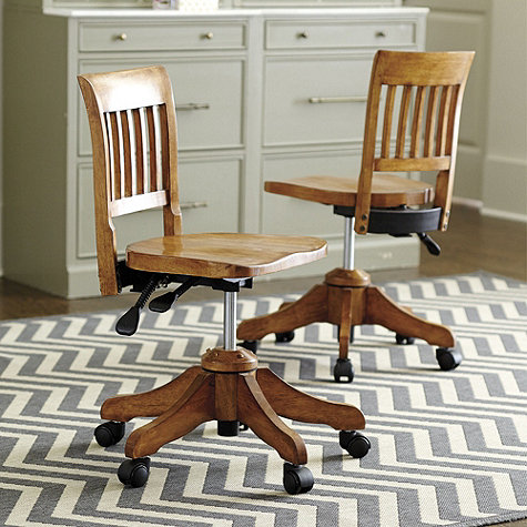 Decor Look Alikes | Ballard Designs Ellison Desk Chairs