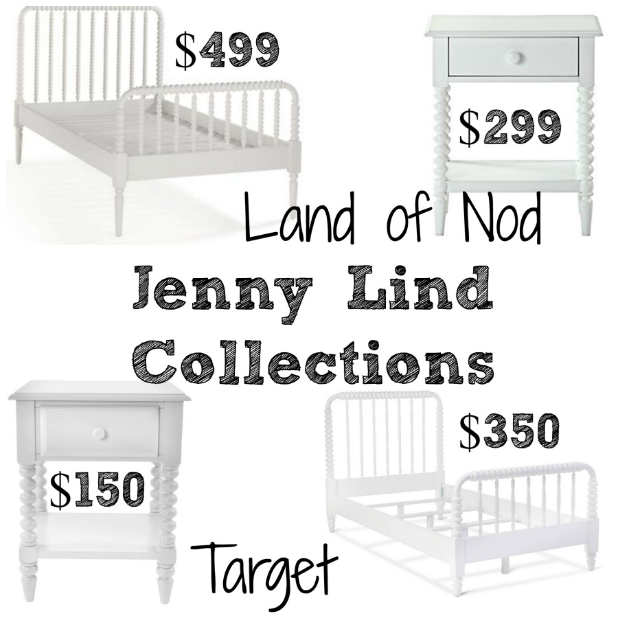 Decor Look Alikes | Jenny Lind Collections