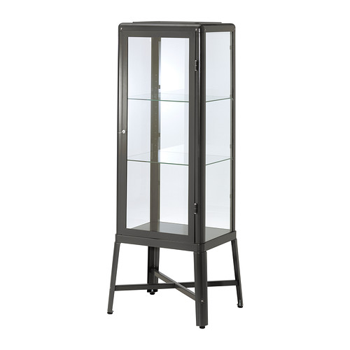 Decor Look Alikes | IKEA FABRIKOR Glass Door Cabinet